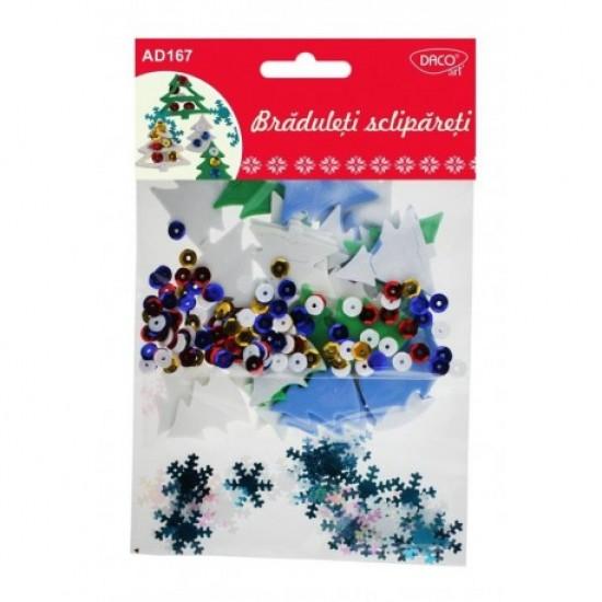 Accesorii craft - ad167 braduleti sclipareti  daco