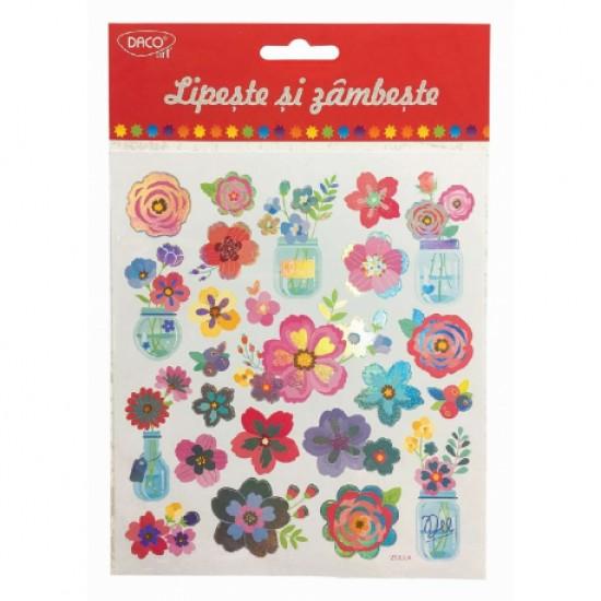 Abtibild - ab060 flori lipeste si zambeste daco
