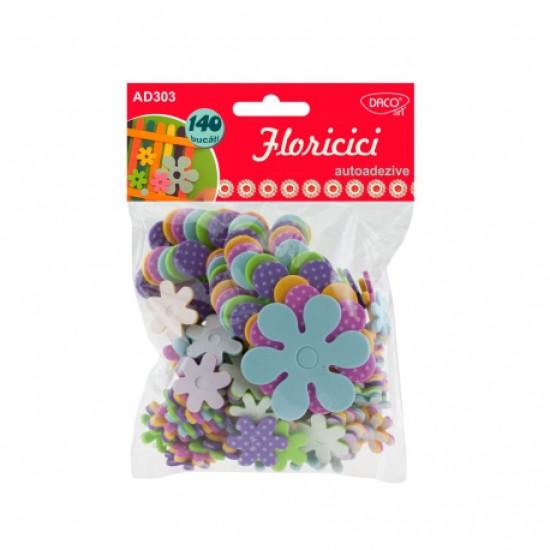 Accesorii craft - ad303 floricici spuma aa daco