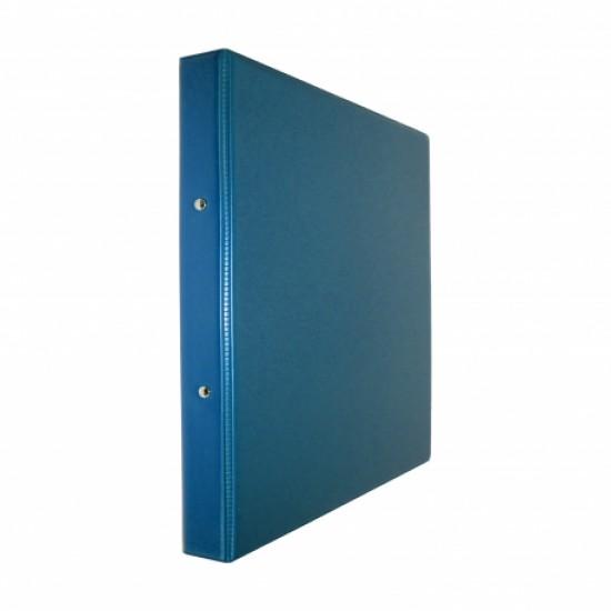 Caiet mecanic a4 laminat albastru inchis
