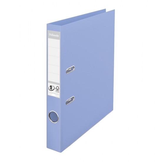 Biblioraft Esselte No.1 Power, PP/PP, A4, 50 mm, bleu