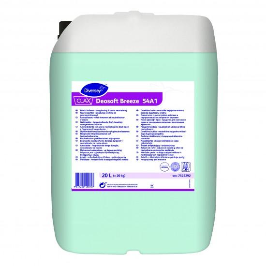 Blasam rufe Clax Deosoft Breeze, Diversey, 20L